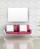 3D Wall Panel - Serene | P/N WD-088C - 12 Panels